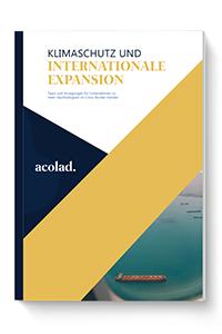 E-Book: Klimaschutz und internationale Expansion