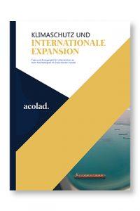 Klimaschutz und internationale Expansion